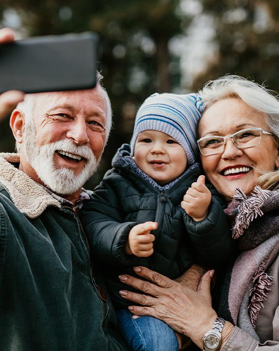 Pour vous comme pour nous, une bonne retraite va de pair avec des garanties santé appropriées